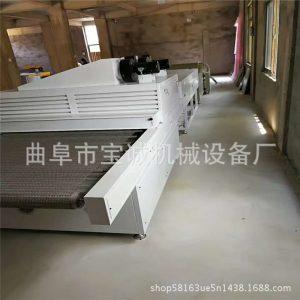 uv光固淋涂机_厂家直销电视护墙板高光光油机膜压固化机uv光固