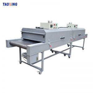 红外线烤炉_高温隧道炉小型烘干热风单级式固化炉可定制直销