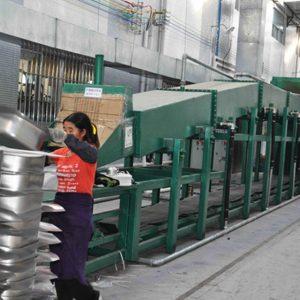 高温钎焊炉_高温钎焊炉厂家供应隧道式不锈钢退火炉
