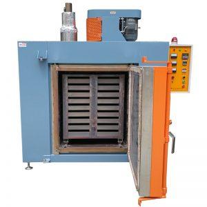 工业烤箱_厂家供应数显高温烤箱台车式工业高温箱电阻炉工业