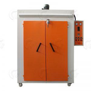 热风循环烘箱_燃气工业烤箱热风循环恒温烘箱五金塑胶通用非标定制