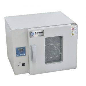 鼓风干燥箱_厂家直销台式鼓风干燥箱250℃规格工业烤箱真萍科技