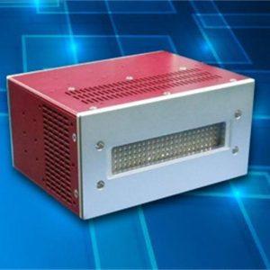 固化机照射头_100*20mm面光源照射头,全网,uvled面光源固化机照射