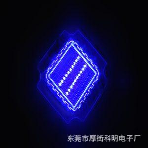 uvled灯珠_厂家供应UVled灯珠20W紫光波长415-420nm10串2并大功率集成