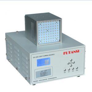 胶水固化设备_UVLED面光源UVSF-100×100-UV胶水固化设备厂家直销