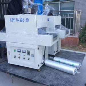 uv机_烘干低温uv机_厂家直销UV设备烘干固化6KW双灯低温UV机