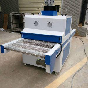 烘干设备_东峰烘干厂玻璃油画uv固化机中型uv紫外线炉天花板
