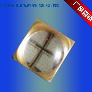石英透镜_大功率贴片式leduv固化灯uv固化395nm玻璃石英透镜6868