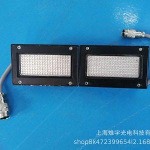 面光源单灯_UVLED固化灯面光源,单灯,直接水循环控制灯头温度。