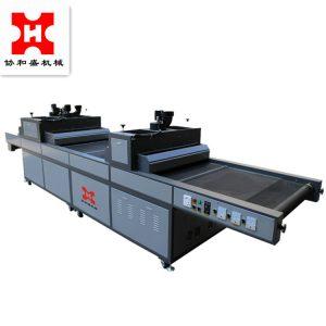 丝印器材_紫外线雪花机uv油墨光固机皱纹灯平面丝印设备