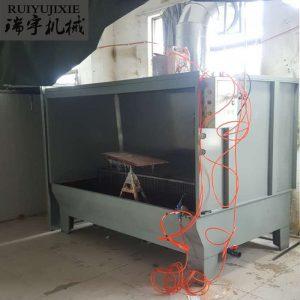 隧道烘干炉_树脂类工艺品象棋uv光固机彩色印刷涂装隧道