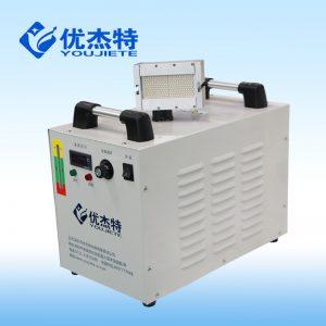 油墨光固化设备_水冷式uv丝网印刷uv胶水leduv光固化设备两年质保