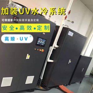 小森胶印机_小森l40胶印机加装uv设备紫外线水冷系统uv快门