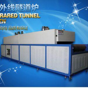 烘干固化炉_厂家直销led隧道炉高温烘道烘干固化炉