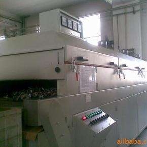 工业烤箱_隧道炉工业烤箱烘干流水线隧道式