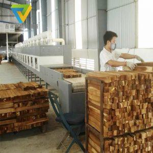 木材烘干设备_百利豪大型木材烘干设备红外线烘干uv隧道炉