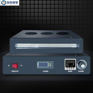 紫外线uv光固机_led面光源365/紫外线uv350*15mm节能环保低温uv