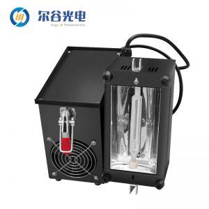 光固化机_rx400w120mm紫外线uv胶uv油漆光固化机易携带手提式uv机