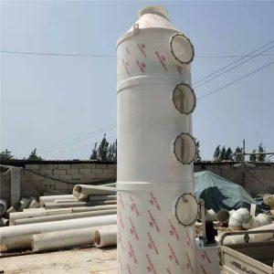 废气处理设备_pp喷淋塔废气处理设备voc废气处理uv灯箱厂家直销
