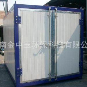 流水线_高温烤漆房高温固化炉工业静电全套设备涂装