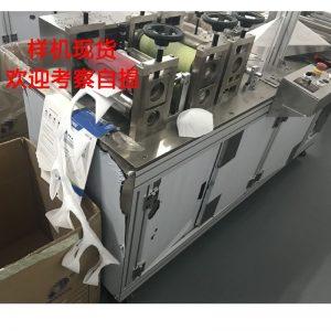 打片机_厂家供应KN95口罩半自动滚压打片机制片机