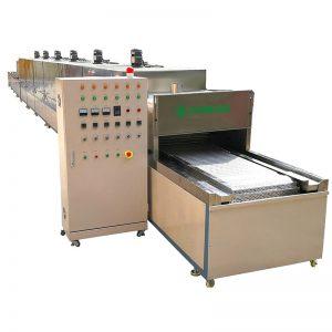 工业烤箱_实力商家工业烤箱大型烘烤线隧道炉实验电炉LED紫外线固化机