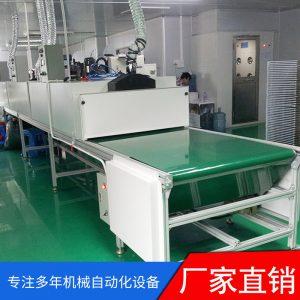 烘干固化设备_厂家供应隧道烘干炉不锈钢隧道烘干生产线流水线烘干生产线