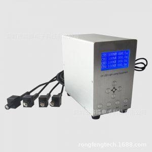 点胶设备_UVLED点光源UV胶固化机紫外光照射机365nm无影胶固化设备