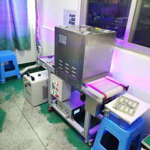 烘干固化设备_UV机LED隧道机UVLED输送机UV炉UVLED隧道炉固化炉传送带UV固化炉