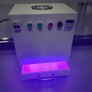 其他电子产品制造设备_UVLED固化机365/395nm抽屉式紫外线LEDUV光固机水冷风冷胶水配套