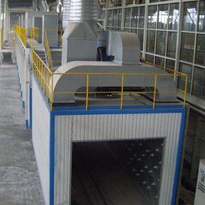 箱式干燥设备_隧道式自动线烘烤箱固化机UV隧道炉涂装工业烘干固化厂家直销