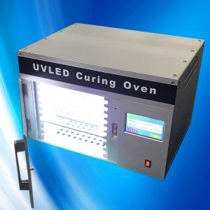 其他干燥设备_微波炉式uvled固化箱uvled烤箱固化设备LX-G150150