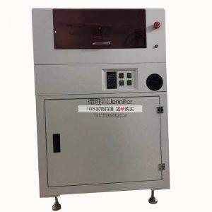 烘干固化设备_在线UV炉手机屏双面固化UV炉接驳台UVLED固化炉365nm双面固