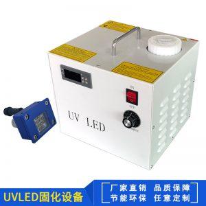 烘干固化设备_UVLED紫外线固化机厂家专业生产电子胶水固化专用水冷LED光源