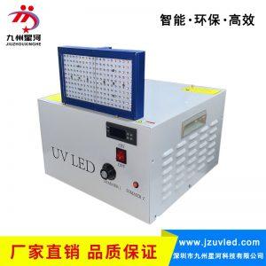烘干固化设备_UVLED面光源365nmUV胶水无影胶固化紫外线冷光源流水线架设