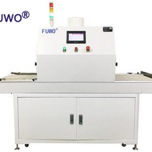 烘干固化设备_【邦沃】非标桌上式UVLED隧道炉生产线固化机自动化设备FH4830