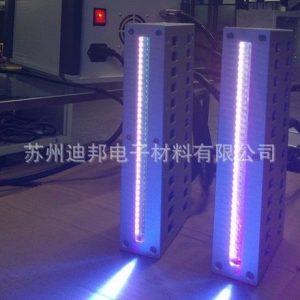 烘干固化设备_可定制风冷UV胶水固化机UVLED线光源200*10mm