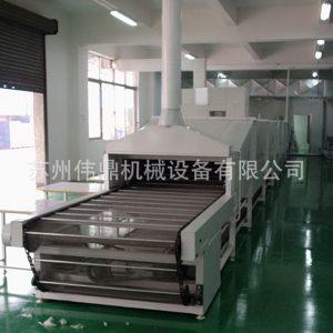 烘干固化设备_在线隧道输送带式烘干炉红外炉UV固化隧道