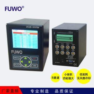 烘干固化设备_【邦沃】8通道UVLED光固化机led点光源固化设备FUV-6BR-W