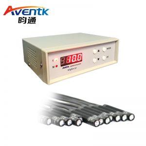 烘干固化设备_厂家直供UVLED便携式点光源固化机光强可调的UVLED点光源有样机