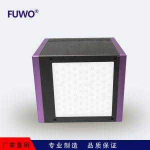 烘干固化设备_【邦沃】UVLED固化面光源大功率紫外线照射机FMX-MJ100100K-W