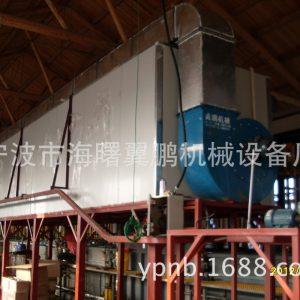 电镀蒸汽烘道流水线隧道炉烘干机悬挂链桥式固化炉