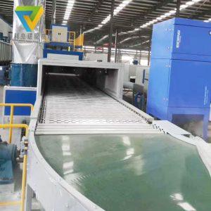 烘干固化设备_百利豪燃气式隧道炉红外线电热恒温输送烘干隧道炉uv固化隧道炉