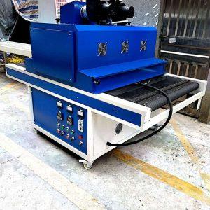 烘干固化设备_箱式紫外线UV固化箱UV固化机无影胶固化蓝盾小型紫外线