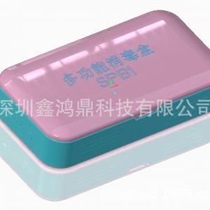 电子产品消毒器_消毒袋方案消毒盒外壳消毒器方案紫外线灯UV灯消毒器套料