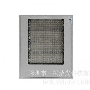 烘干固化设备_uv喷码机uvled模组光源小型风冷固化灯led面光源uv固化设备紫光灯