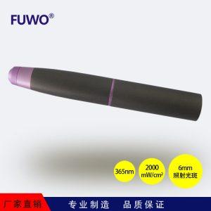 UV胶_【邦沃】手持UVLED点光源固化灯小型充电式UV固化机紫外线led固化