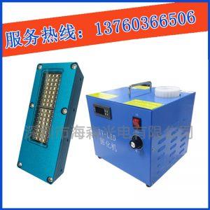 烘干固化设备_厂家供应电容字符固化专用UVLED光源电容移印UV固化机紫外线