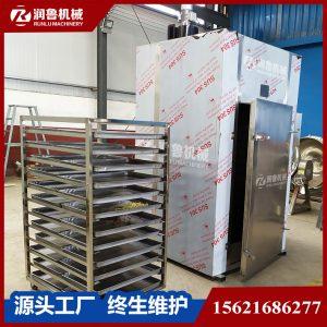 箱式干燥设备_新品电热风循环烘干箱食品花卉水果肉干等干燥机干燥箱炉烘干房
