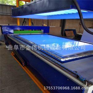 木工机械_让利直销木工大板淋涂UV光固机自动固化工艺品UV光固机